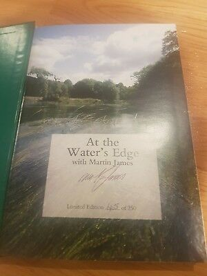 Signed 45/250 Limited Edition  Carp Perch  Chub Pike Roach Fishing Book