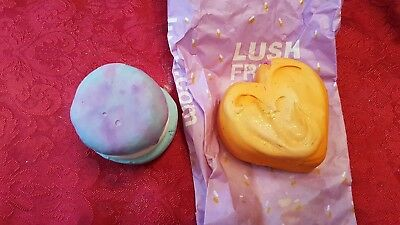 Lush Limited Edition Rare Bubble Bar Bundle - 2018- HEART OF ENLIGHTENED...