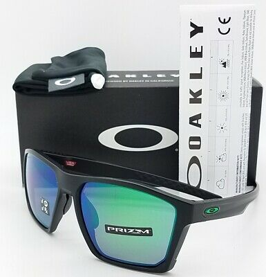 330b3b4bf8 NEW Oakley Targetline Sunglasses Black Prizm Jade Polarized 9397-07  AUTHENTIC