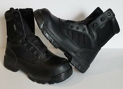 new arrival 4e325 b81ef BOOTS WORK MEN'S Tactical Military Bates Brand Black Composite Toe Side Zip