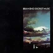 Discreet Music [1975] Brian Eno (CD, Nov-1989, Editions E.G. Records)