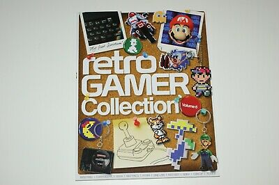Retro Gamer Collection Volume 6 New Amstrad Commodore Sega Nintendo Atari Sony