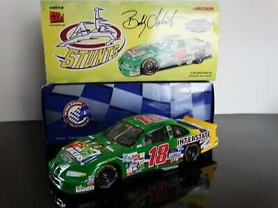 New Action RCCA 1996 Bobby Labonte Interstate Battery Dually 1//24 Die Cast