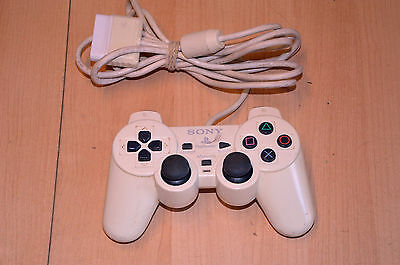 manette SOny Playstation 2 Dualshock Blanche - PS2