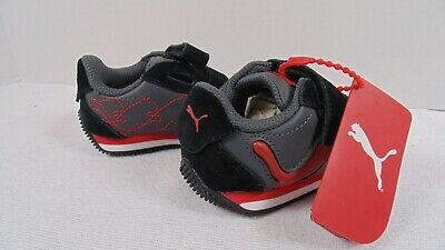infant puma shoes size 3