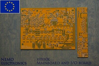 x0xb0x Synthesizer DIY PCB kit [ TB-303 clone ] EU stock xoxbox