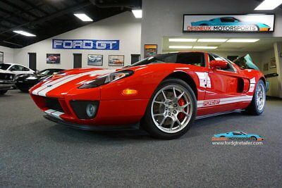 2005 Ford Ford GT Ford GT GT40 2005 FORD GT ONLY 500 MILES!!! BEAUTIFUL!!! FORDGTRETAILER.COM CALL 816-365-6010