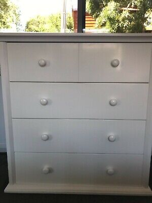 Bebe Care Nursery Chest of Drawers