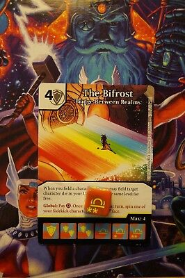 Dice Masters The Mighty Thor - #124 The Bifrost - RARE