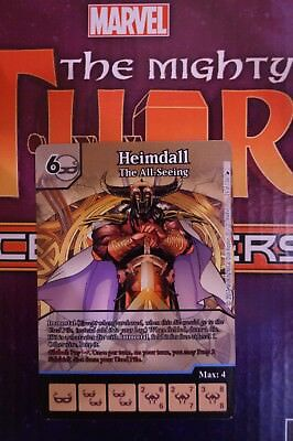 Dice Masters The Mighty Thor - PROMO Heimdall - The All-Seeing