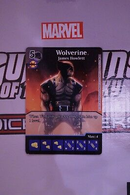 Dice Masters X-Men First Class - PROMO Wolverine - James Howlett
