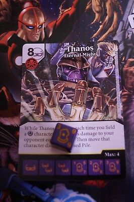 Dice Masters Guardians of the Galaxy - #111 Thanos - RARE