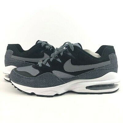 Nike Air Max 94 SE Men's AV8197-001 Black Cool Gray Safari OG New Vapor