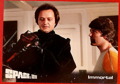 SPACE 1999 - Card #17 - Immortal - Unstoppable Cards Ltd 2015