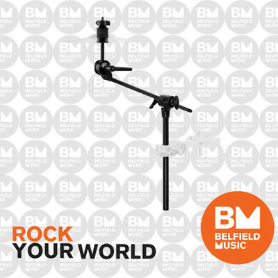 Mapex B80EB Armory Boom Cymbal Arm Black Plated 800-Series Quick Release Nut