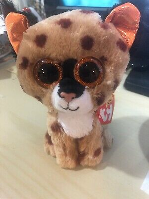 aebb7cc3096 TY BEANIE BOOS ~ BUCKWHEAT the Lynx (6 Inch) NEW MWMT -  9.00