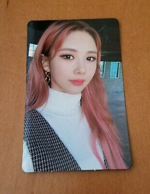 Dreamcatcher Yoohyeon Official Photo Card The End of Nightmare