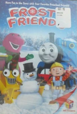 HIT Favorites: Frosty Friends (DVD, 2009) AMAZING DVD IN PERFECT CONDITION!!