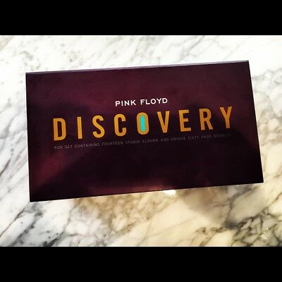 Pink Floyd/Discovery U.S.Press CD Boxset Media M Overstock Not a Chinese Bootleg