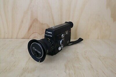 Vintage Canon 814 XL Electronic Super 8 Handheld Video Camera
