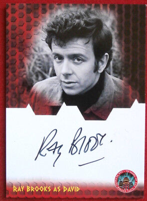 DR WHO AND THE DALEKS - RAY BROOKS as David - Autograph Card - Unstoppable Cards