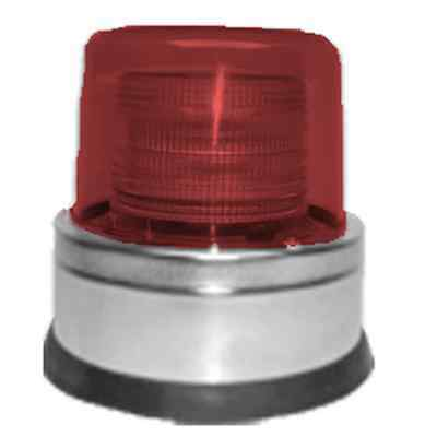 North American Signal Co St1250-acr Strobe-120v Ac ; Red-Ul; Permanent Montage