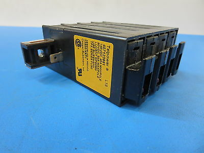 Telpower Cooper Bussmann 15900-4at1 Support Fusible (Lot de 14)
