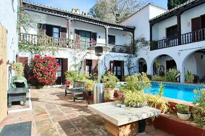 Spain. Estepona 6 Bed 6 Bath Villa on 6,000sqm. Possible B&B Massive potential!