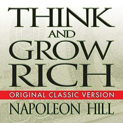 Think and Grow Rich by Napoleon Hill (audio book, Download)