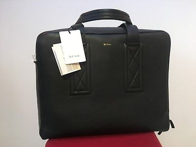 2865e74ade23 PAUL SMITH BAG - NEW Mainline Large Leather Travel Bag Holdall ...
