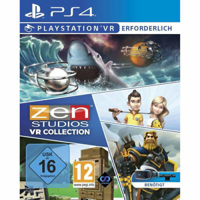 Zen Studios Ultimate VR Collection (PS4, 2018), Only VR, neu und OVP