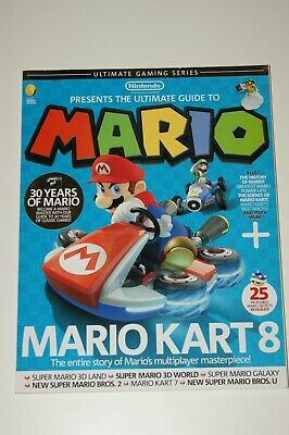 Nintendo Official Magazine Ultimate Guide to Mario Bookazine MINT