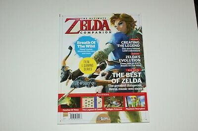 Games Master Presents Ultimate Zelda Companion Bookazine Magazine MINT