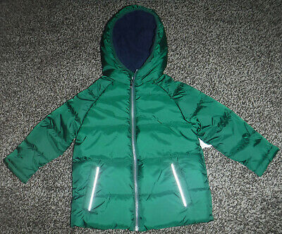 NWT Toddler Boys Bubble Jacket Size 4T