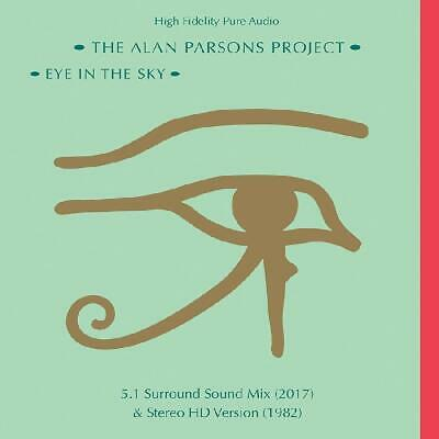 The Alan Parsons Project Eye In The Sky Blu-ray Audio DTS