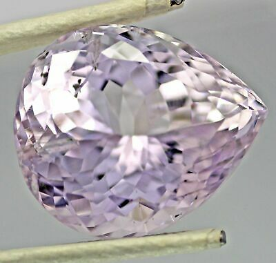 43.5 Ct 100% Natural Hint Of Pink Untreated Kunzite Afghanistan 080