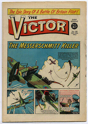 The Victor 149 December 28, 1963) high grade Christmas issue