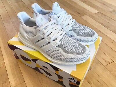 da30f815a ADIDAS ULTRA BOOST 2.0 - White Reflective 3M - Men s Size 9.5 ...