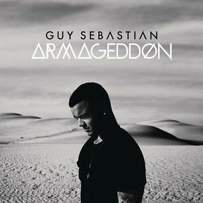 Guy Sebastian (Armageddon Cd - Sealed + Free Post)