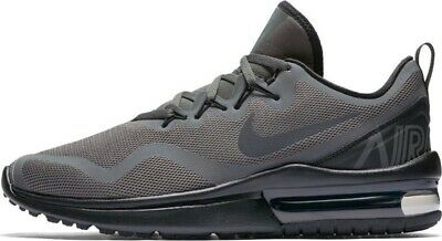 reputable site 1f27e 6cb30 Nike Air Max Fury Running Trainers Uk Size 9 EUR 44 Black NEW