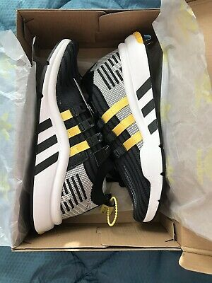 purchase cheap 183c3 a5ce1 adidas EQT Support Mid ADV Primeknit Shoes Mens 9.5