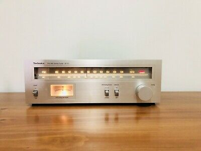 Vintage Technics FM AM Stereo Tuner ST-Z1 In Good Condition