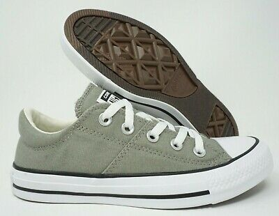 461219ea860b23 Converse CTAS Madison OX Womens Shoes Dark Stucco White Black Chuck Taylor