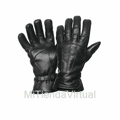 Guantes Mujer Invierno Tucano Softy Lady Touch 100%piel 9527W