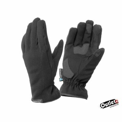Guantes Tucano Urbano Monty Touch Negro 100 % Impermeable