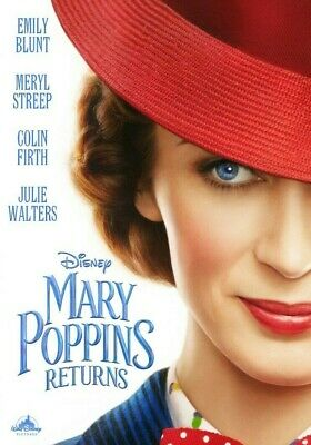 Mary Poppins Returns(2018) DIGITAL CODE  VIA EMAIL 21 March