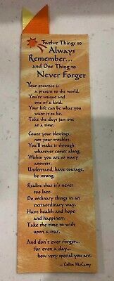 Bookmarks/Gifts & Cards-Always Remember