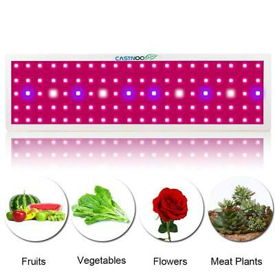 800/1000/2000W LED Grow Light Full Spectrum Indoor Hydro Flower Grow Panel BT