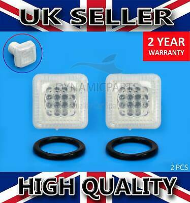 Ford Transit Mk4 Fiesta Escort Sierra Side Indicator Repeater Light Lamp Lens