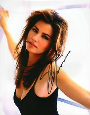 Shania Twain Signed Autographed A4 Photo Print Poster